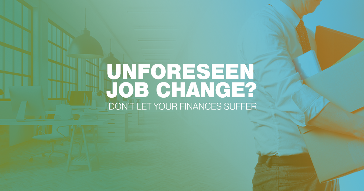 Experienced a recent job change? Understand how decisions you make can have a lasting impact on your finances and common mistakes to avoid.