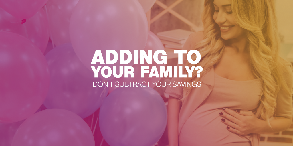 Your family life may be changing, remember these tips to help focus on their needs and not subtract from your long-term savings.