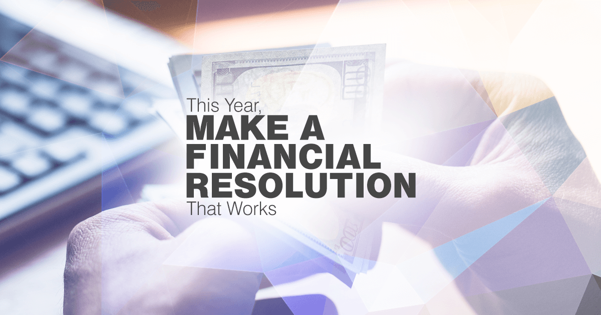 This resolution isn't hard to keep: Reach out for financial advice.