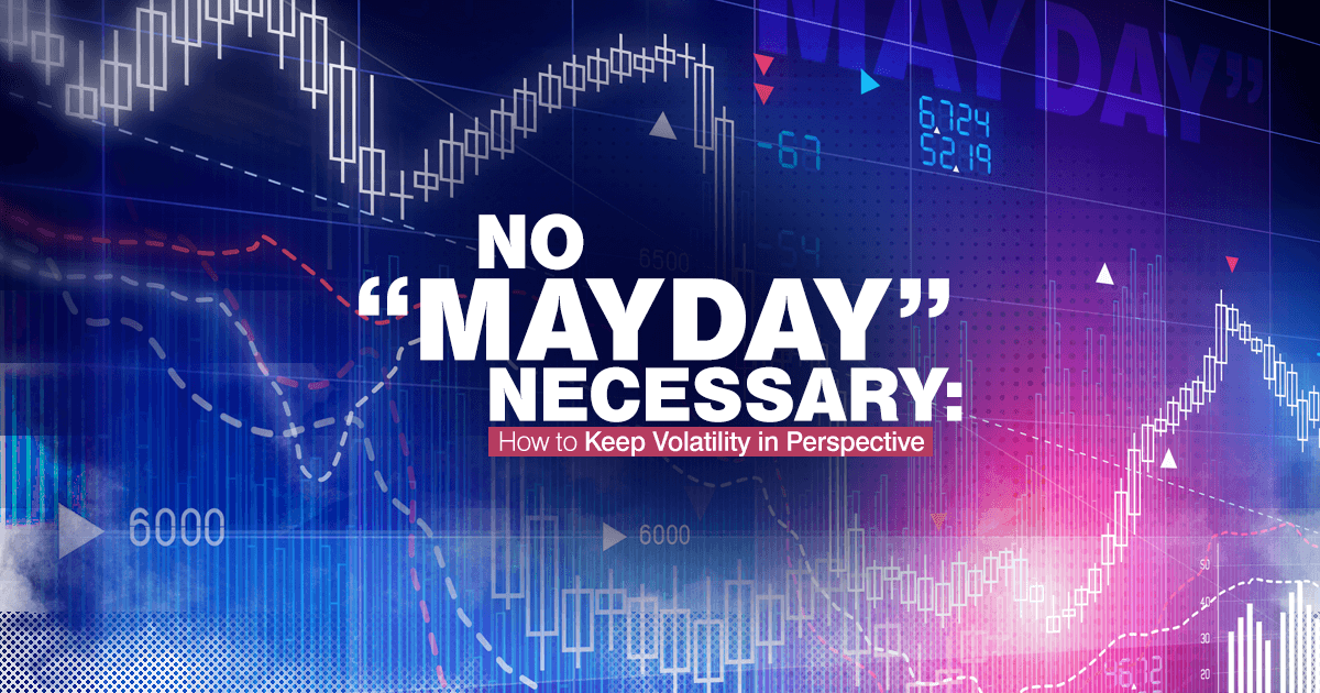 "Don't let emotional ""mayday"" decisions ruin your financial plans."