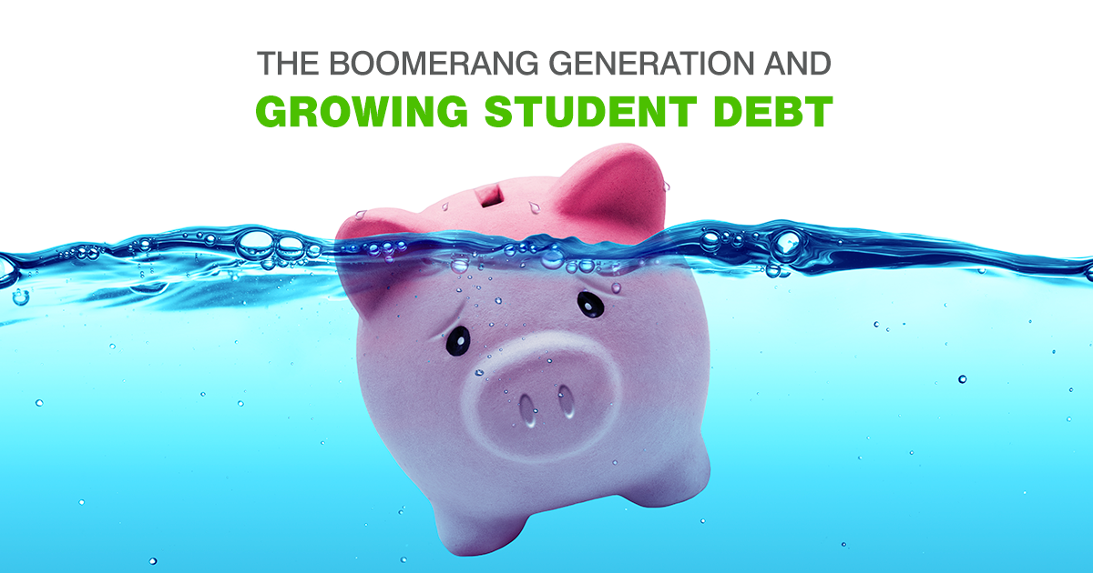 Guest blogger Jake LaTurner discusses how to save for college to help keep your kids from joining the Boomerang Generation.