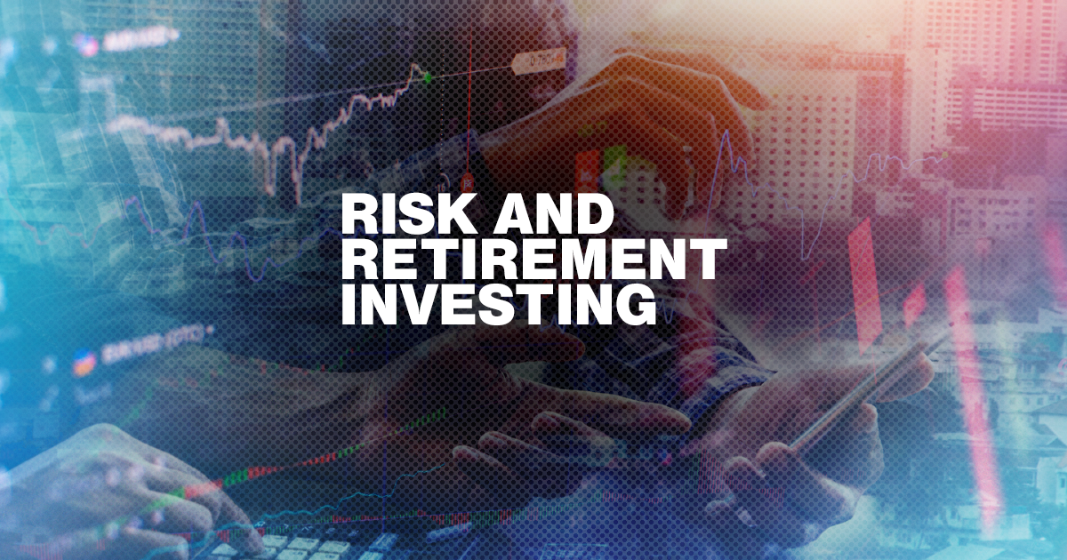 Where you are on your own roadmap to retirement dictates the risk landscape around you. Learn how we navigate those risks in our portfolios.